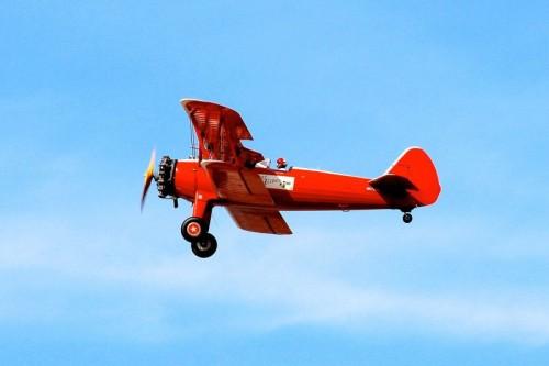Malé letadlo, zdroj: ergo.cz