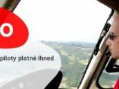 On-line pojištění pro piloty